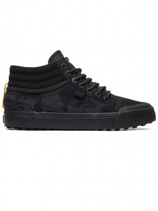 DC boty EVAN HI WNT BLACK/BLACK/YELLOW