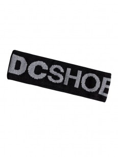 DC šála SKATE HEAD BAND BLACK