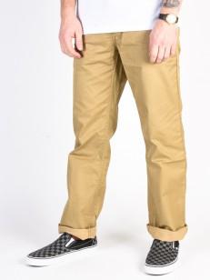 DC kalhoty WORKER RELAXED KHAKI