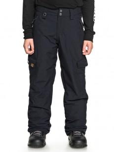 QUIKSILVER kalhoty PORTER BLACK