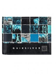 QUIKSILVER peněženka FRESHNESS BIJOU BLUE