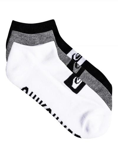 QUIKSILVER ponožky ANKLE 3PACK