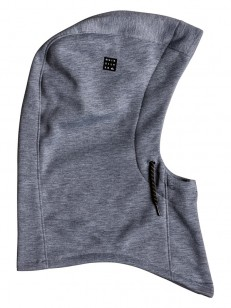 QUIKSILVER kukla PRESTON HOODIE BLACK HEATHER