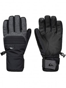 QUIKSILVER rukavice HILL GORE BLACK