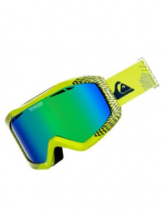 QUIKSILVER brýle FENOM ML LIME GREEN