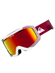 QUIKSILVER brýle FENOM ML SNOW WHITE