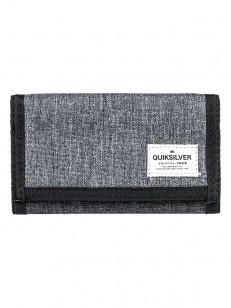 QUIKSILVER peněženka EVERYWEAR LIGHT GREY HEATHER