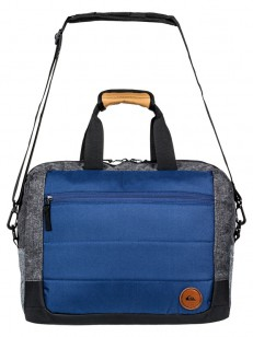 QUIKSILVER taška CARRIER II MEDIEVAL BLUE HEATHER