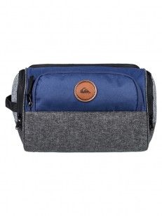 QUIKSILVER taška CAPSULE MEDIEVAL BLUE HEATHER