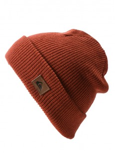 QUIKSILVER kulich PERFORMED BARN RED HEATHER
