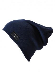 QUIKSILVER čiapka CUSHY SLOUCH MEDIEVAL BLUE