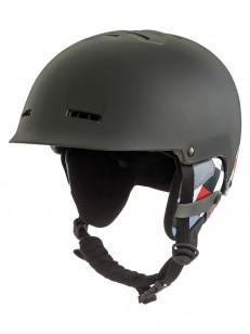 QUIKSILVER helma FUSION WHITE CHECK ATOMIC