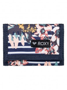 ROXY peněženka SMALL BEACH 2 MEDIEVAL BLUE BOARDWA