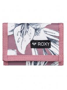 ROXY peňaženka SMALL BEACH 2 WITHERED ROSE LILY HO