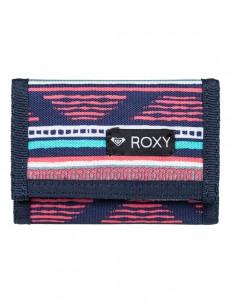 ROXY peňaženka SMALL BEACH 2 BRIGHT WHITE AX BOHEM