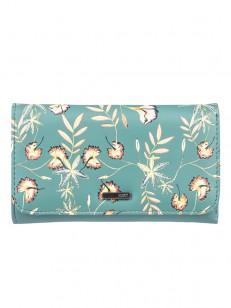 ROXY peňaženka MY LONG EYES TRELLIS BIRD FLOWER