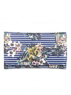 ROXY peňaženka MY LONG EYES MEDIEVAL BLUE BOARDWAL