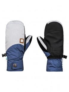 ROXY rukavice VERMONT MITT CROWN BLUE