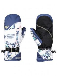 ROXY rukavice JETTY MITT BRIGHT WHITE FREESPACE GI