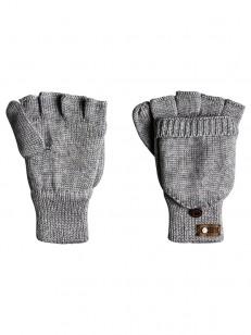 ROXY rukavice FROZEN JAYA MITT WARM HEATHER GREY