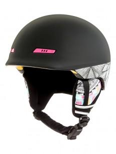 ROXY helma ANGIE SRT TRUE BLACK POP SNOW STARS