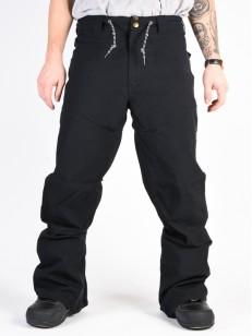 DC kalhoty RELAY BLACK