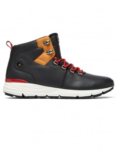 DC boty MUIRLAND LX BLACK/BROWN/BLACK