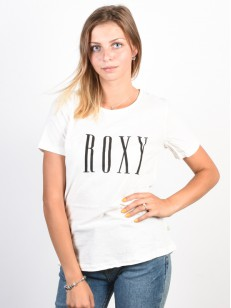 ROXY triko RED SUNSET MARSHMALLOW