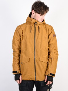 QUIKSILVER bunda DRIFT GOLDEN BROWN