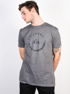 QUIKSILVER triko SLABSESSION QUIET SHADE