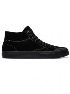 DC topánky EVAN HI ZERO BLACK/BLACK