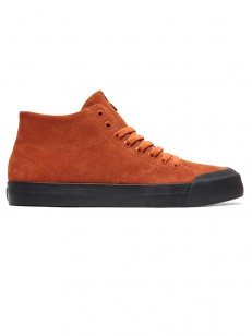 DC boty EVAN HI ZERO BROWN/BLACK