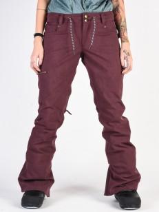 DC kalhoty VIVA BIO WASH WINETASTING