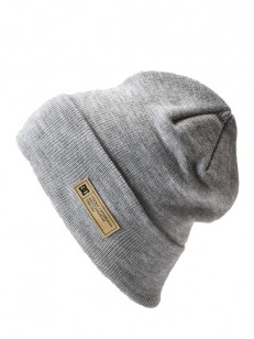 DC kulich LABEL 2 NEUTRAL GRAY HEATHER