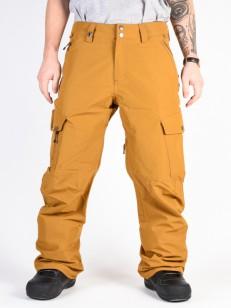 QUIKSILVER kalhoty PORTER GOLDEN BROWN