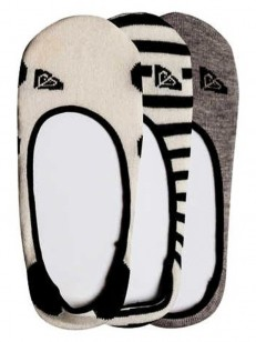 ROXY ponožky LINER ANTHRACITE