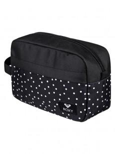 ROXY taška BEAUTIFULLY TRUE BLACK DOTS FOR DAYS
