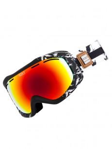 ROXY okuliare SUNSET ART TRUE BLACK LOVE LETTER