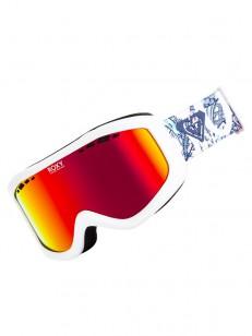 ROXY brýle SUNSET ML BRIGHT WHITE FREESPACE GIRL
