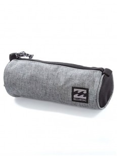 BILLABONG penál BARREL GREY HEATHER
