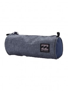 BILLABONG penál BARREL DARK SLATE HTR