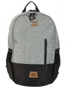 BILLABONG batoh COMMAND GREY HEATHER