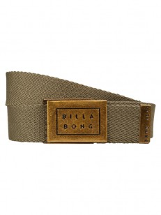 BILLABONG pásek SERGEANT MILITARY