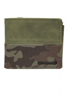 BILLABONG peněženka FIFTY50 MILITARY