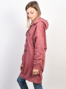BILLABONG šaty PRETTY RELAX VINTAGE PLUM