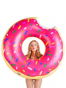 BIG MOUTH INC.  FLOAT DONUT PINK