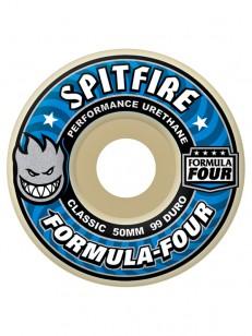SPITFIRE kolečka F4 99D CLASSIC SHAPE