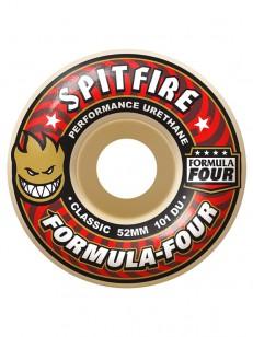 SPITFIRE kolečka F4 101D CLASSIC SHAPE