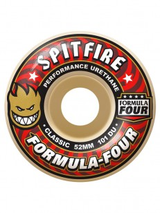 SPITFIRE kolieska F4 101D CLASSIC SHAPE