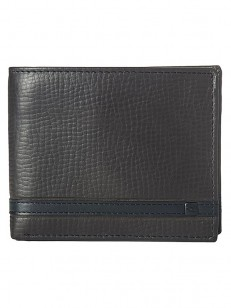 RIP CURL peněženka OVERLAP 2 IN 1 BROWN